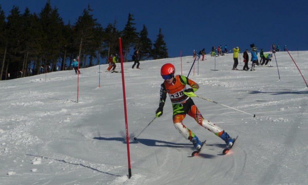 Závody UKZ – Dolní Morava – slalom a Kouty nad Desnou – obří slalom