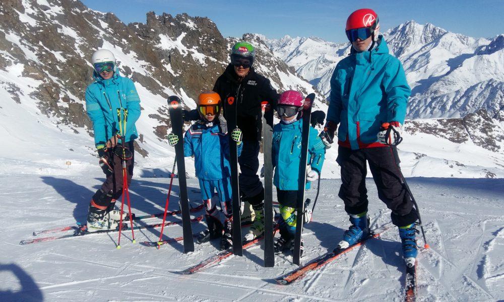Příprava mladých lyžařů na zimní sezonu